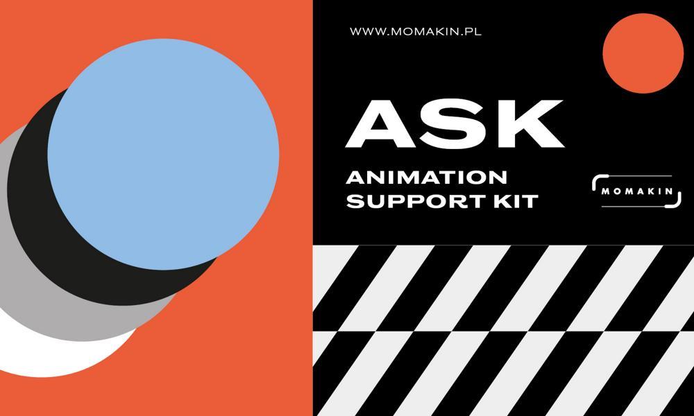 """Ultima applicazione sul programma di animazione MOMAKIN Pro """"CHIEDERE: Kit di supporto animazione"""""""