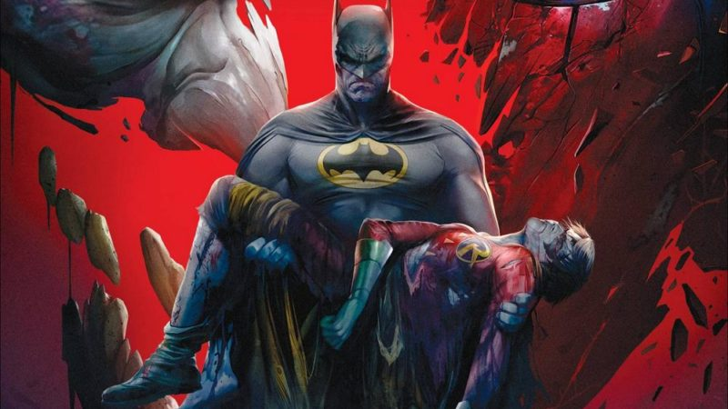 "Interaktiv tecknad trailer: ""DC Showcase - Batman: Death in the Family"""