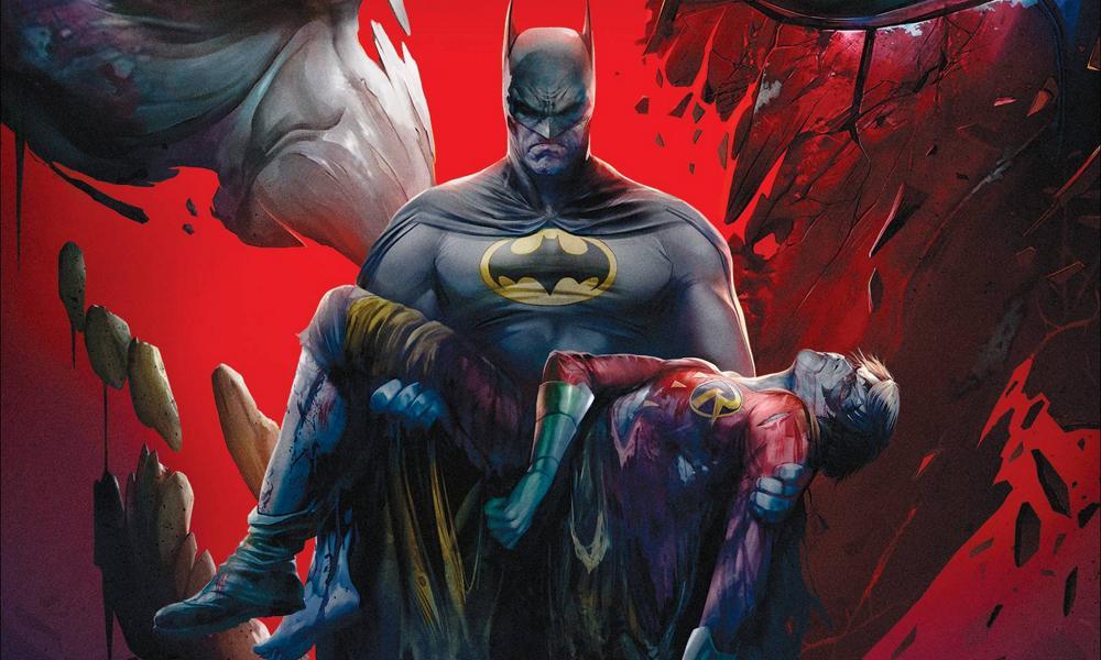 """Trailer del cartone animato interattivo: """"DC Showcase – Batman: Death in the Family"""""""