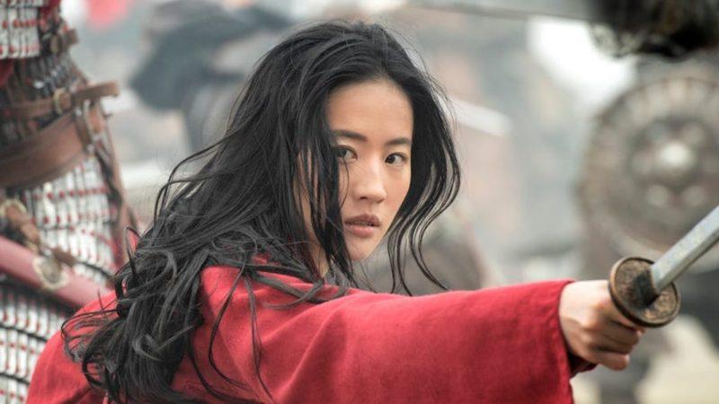 Kontrowersje wokół Liu Yifei, aktorki z filmu Disneya Mulan