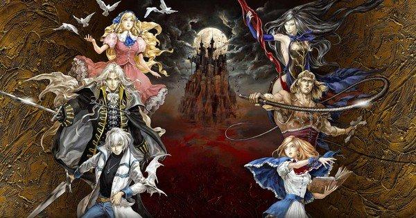 Castlevania: Grimoire of Souls Smartphone-spelet avslutar tjänsten den 9 september - Nyheter
