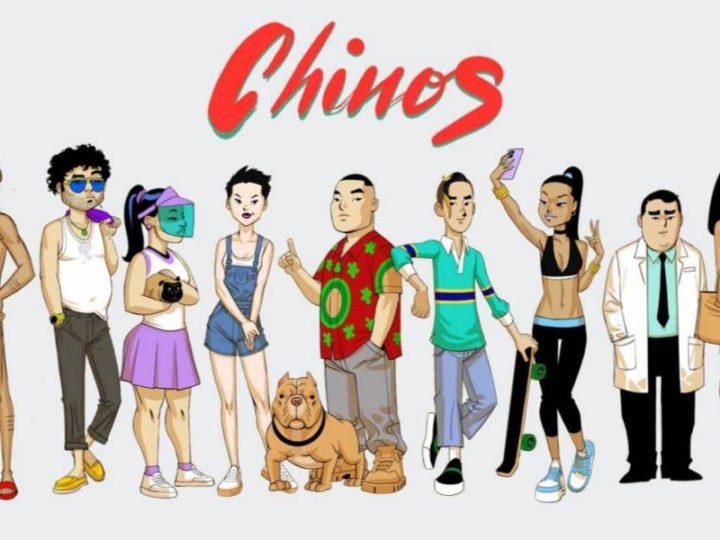 """HBO Max remporte l'enchère pour """"Chinos"""" la série animée d'Eddie Huang"""