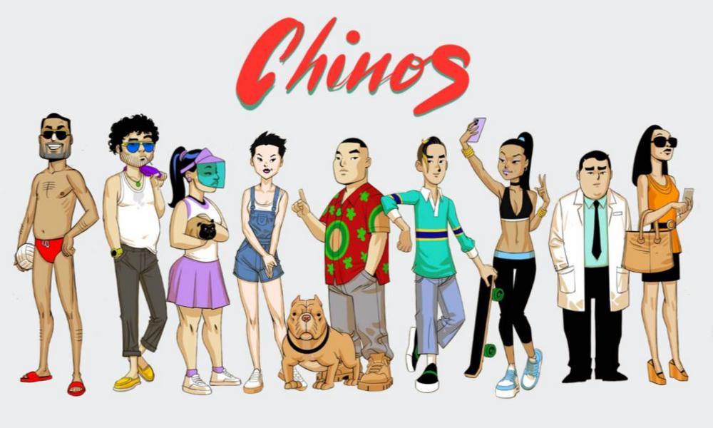 """HBO Max si aggiudica l'asta per """"Chinos"""" la serie animata di Eddie Huang"""