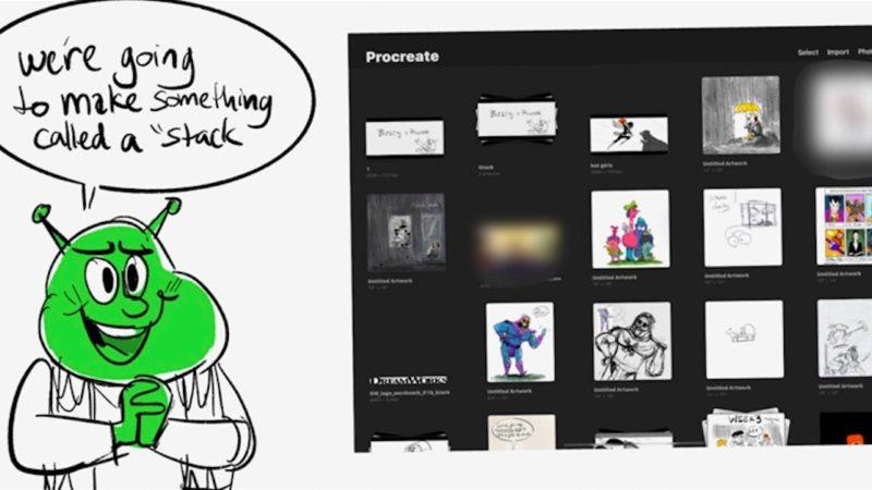 Als Storyboard-App erstellen? Ein Dreamworks-Künstler erklärt, wie man es benutzt und warum es so gut funktioniert