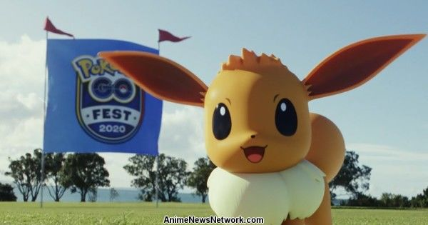 Trailer del Pokémon GO Fest