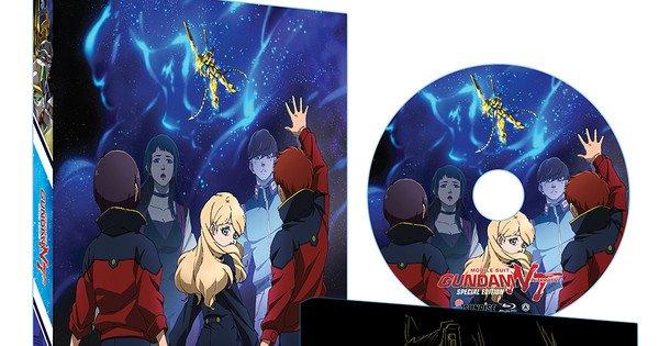 Right Stuf lancia Gundam NT su BD il 6 ottobre – Notizie