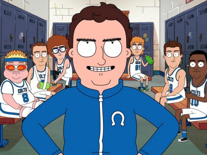 """Die Zeichentrickserie """"Hoops"""" für Erwachsene bald auf Netflix"""