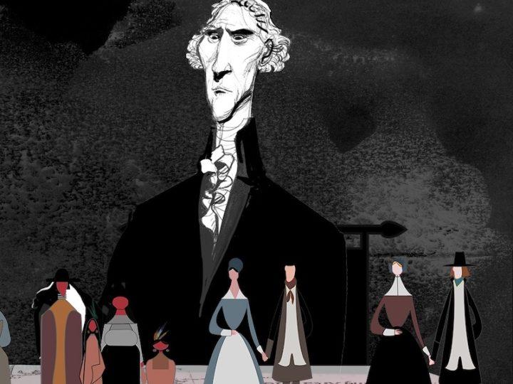 """Cette nouvelle série animée vise à raconter """"L'histoire des blancs en Amérique"""" (Interview)"""