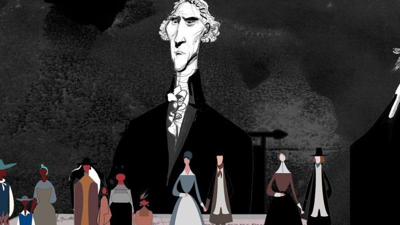 """تهدف سلسلة الرسوم المتحركة الجديدة هذه إلى سرد """"قصة البيض في أمريكا"""" (مقابلة)"""