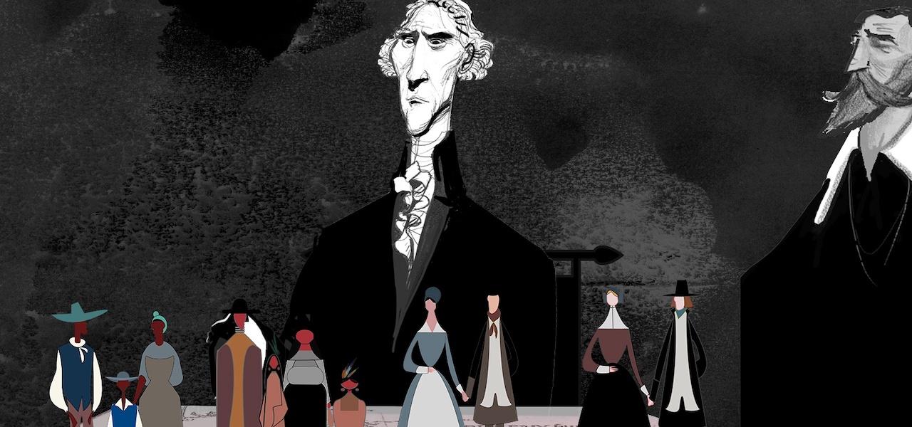 """Questa nuova serie animata si propone di raccontare """"La storia dei bianchi in America"""" (Intervista)"""