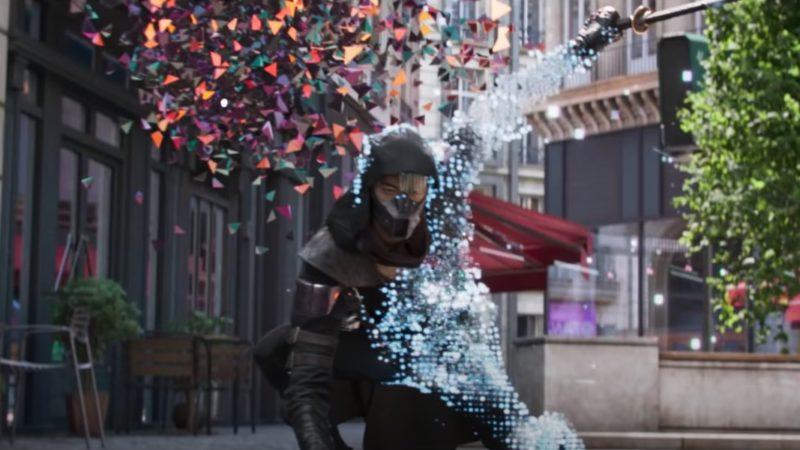 "Zwiastun CGI Platige Image dla ""Hyper Scape"""