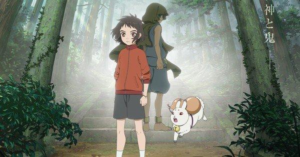 miwa suona la canzone a tema del film Anime del mese di Child of Kamiari