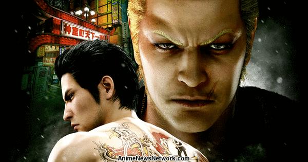 Spelet Yakuza Kiwami 2 kommer att lanseras på Xbox One den 30 juli - Nyheter