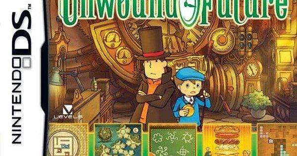 Il professor Professor Layton e Unwound Future Game ottengono la versione mobile HD il 13 luglio – Notizie