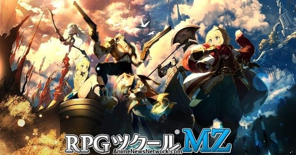RPG Maker MZ videospill til PC for 20. august