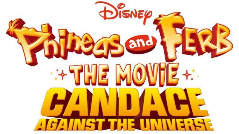 """""""Phineas and Ferb the Movie: Candace contro l'universo """" su Disney + il 28 agosto"""