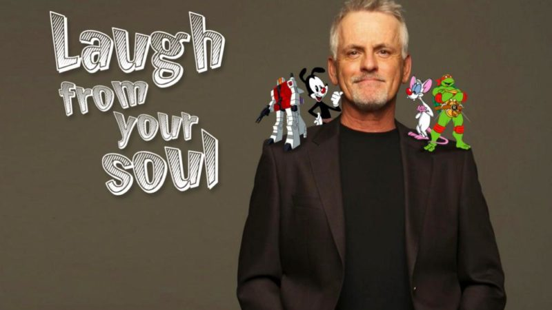 "Rob Paulsen offers us the scoop on the next ""Animaniacs"" series"