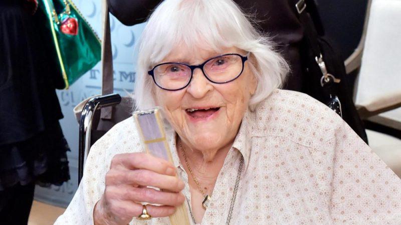 La leggenda Disney Ruthie Tompson condivide i ricordi prima del suo 110 ° compleanno
