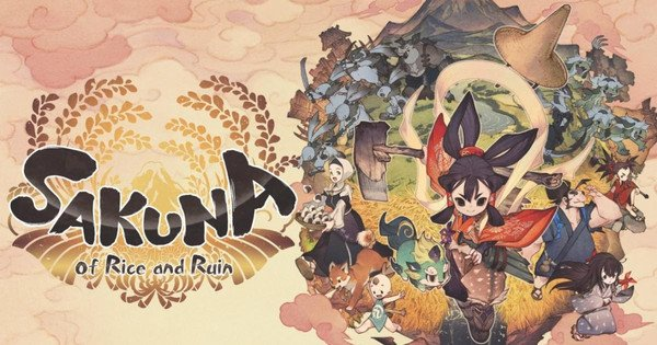 XSEED revela o lançamento do jogo Sakuna: Of Rice and Ruin Game
