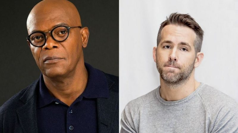 "Quibi imposta Samuel L. Jackson, Ryan Reynolds Toon ""Futha Mucka"""