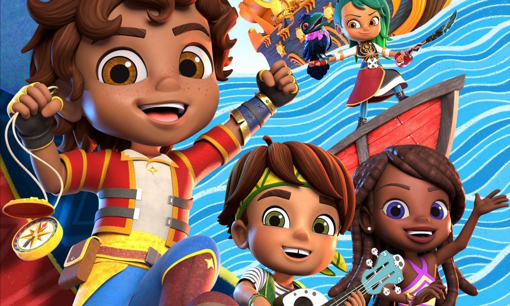 """""""Santiago dei mari"""" debutterà su Nickelodeon per questo autunno"""