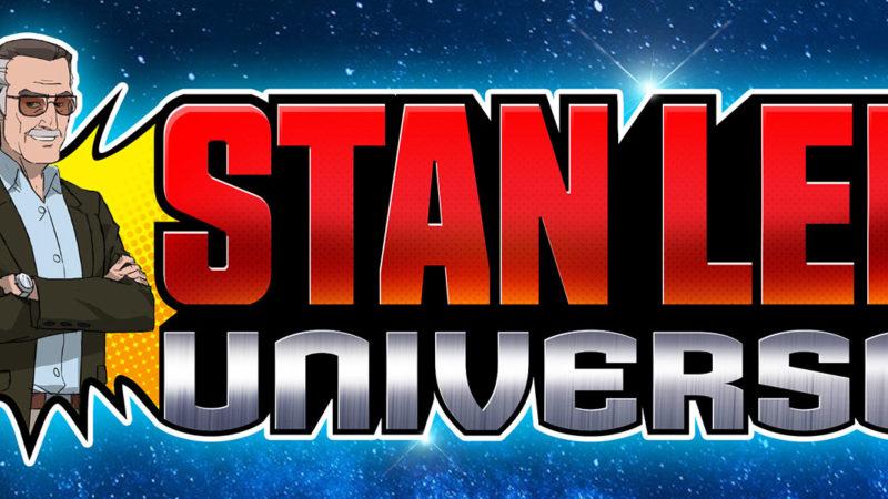 Stan Lees Nicht-Marvel-Kreationen werden zu neuen Filmen und Serien