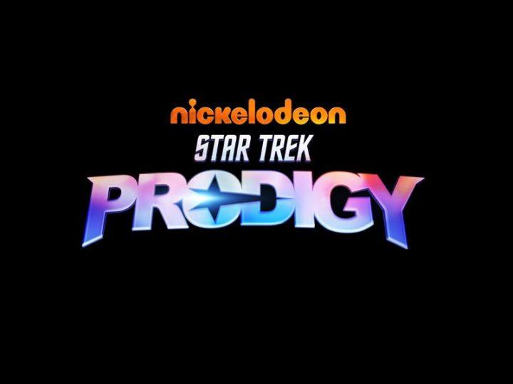 """Nickelodeon und CBS TV Studios kündigen die Zeichentrickserie """"Star Trek: Prodigy"""" an."""