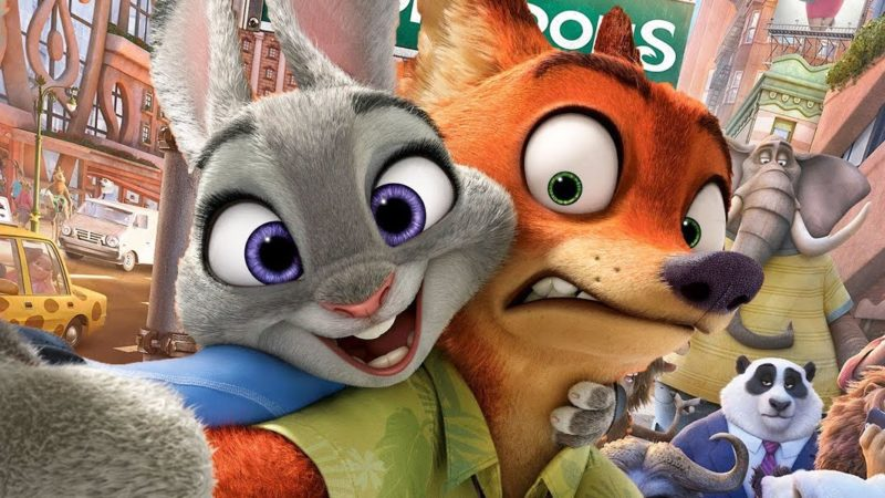Quattro anni dopo il suo lancio, & # 39; Zootopia & # 39; è tornato in cima al box office americano