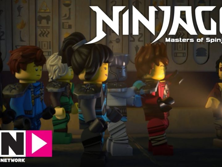 La piramide | Ninjago | Cartoon Network Italia