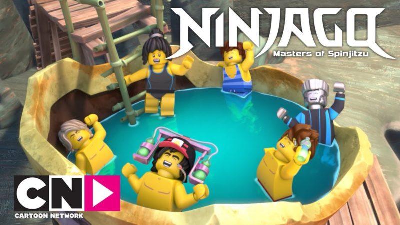 Mai abbassare la guardia | Ninjago | Cartoon Network Italia
