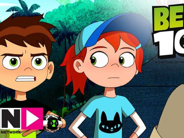 Trasporti speciali | Ben 10 | Cartoon Network Italia