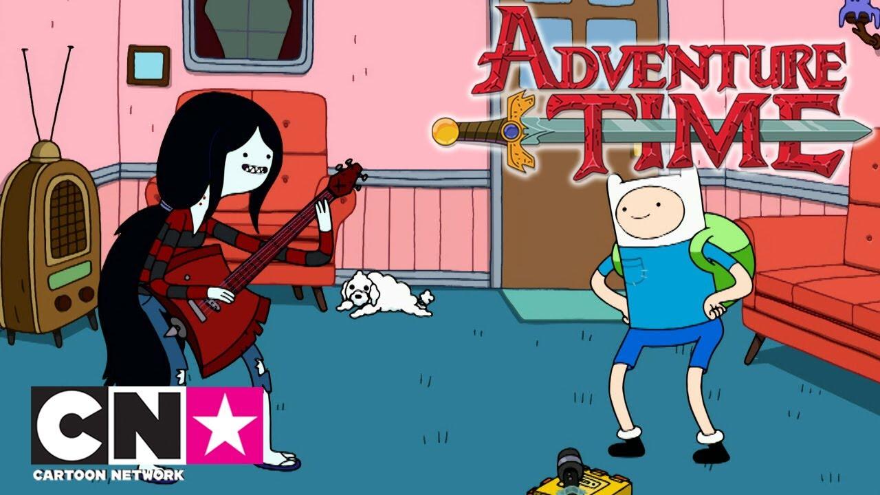 Le canzoni più belle | Adventure Time | Cartoon Network Italia