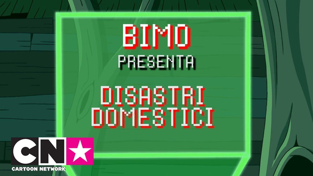 Disatri domestici | BIMO presenta | Cartoon Network Italia