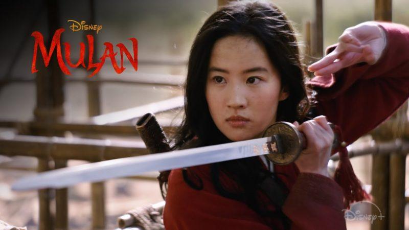 Disney + | Mulan - Från 4 september i exklusiv strömning med VIP-åtkomst