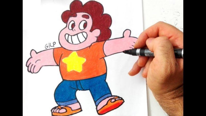 Hur man ritar Steven Universe