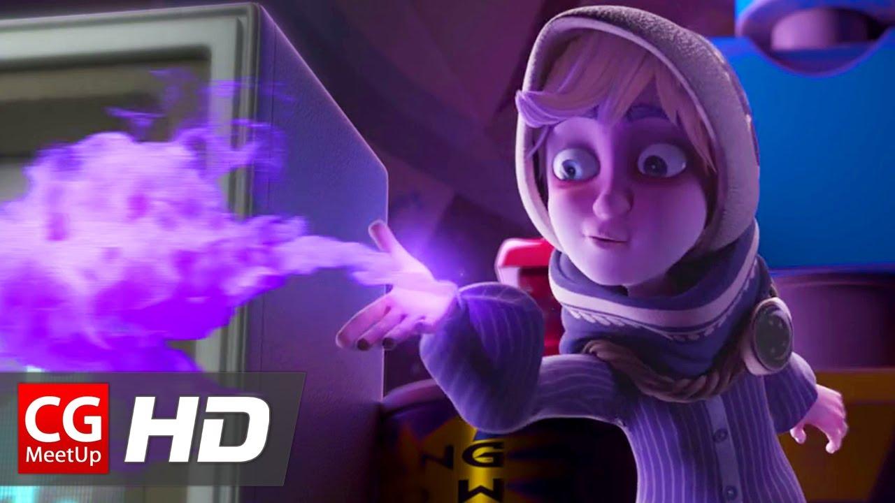 "CGI Animated Short Film: ""Sleep Mode"" by The Animation School | CGMeetup"