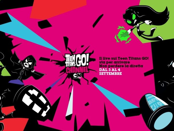 Teen Titans Go Channel – Il live Youtube