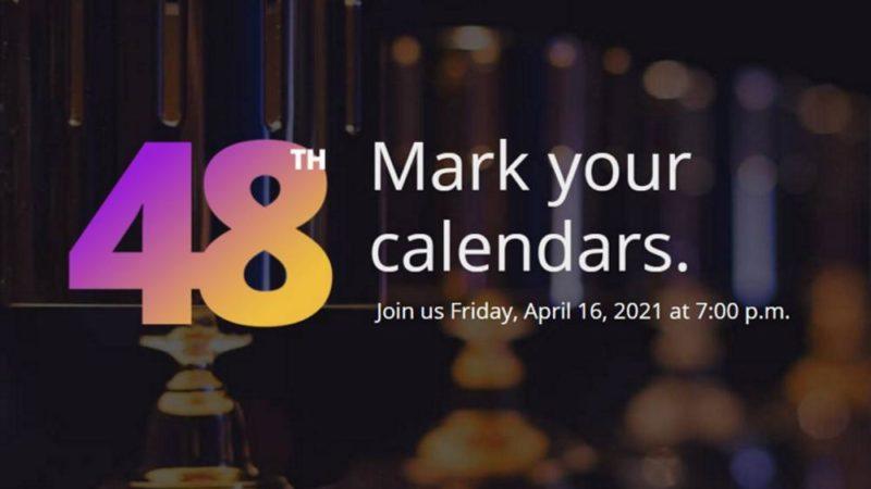 Tillkännagav datum och regler för den 48: e upplagan av Annie Awards
