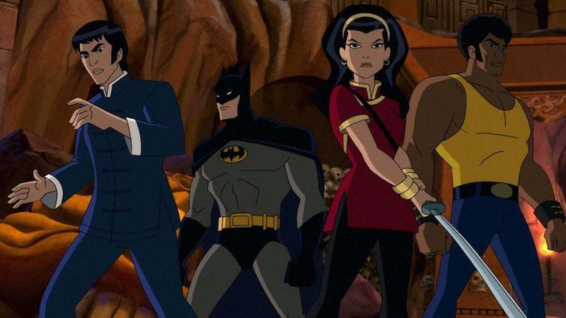 "Warner Bros. annuncia il film di animazione ""Batman: Soul of the Dragon"""