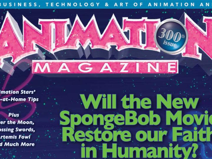 Animation Magazine – # 301 giugno / luglio 2020