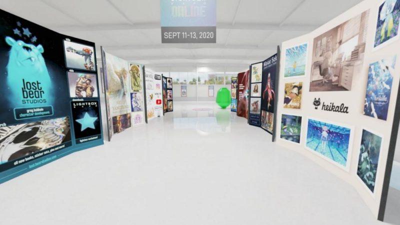 LightBox Expo celebra le arti visive con LightBox Expo Online