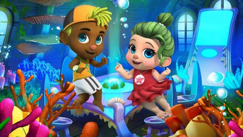 "Studio 100 al debutto nel 1 ° Ep. di Eco-tainment Toon ""SeaBelievers"" al MIP"