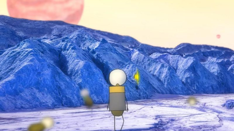 "Don Hertzfeldt prende in giro ""World of Tomorrow"" Ep. 3"