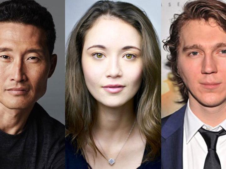 """AMC Stages Drama de science-fiction supplémentaire """"Pantheon"""""""