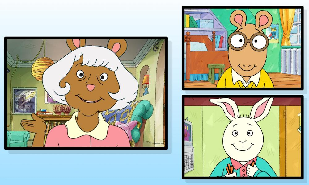 """Il nuovo video di """"Arthur"""" insegna ai bambini a resistere al razzismo"""