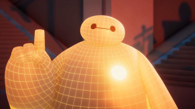 """Baymax Dreams"" al via la seconda stagione"
