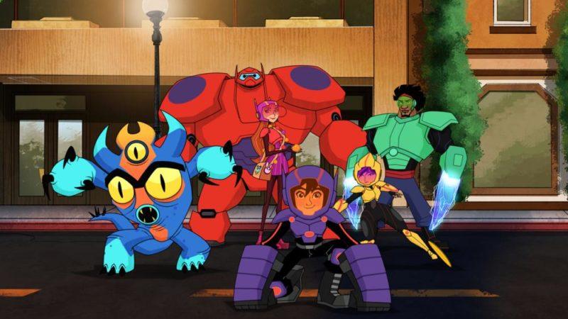 """La serie di """"Big Hero 6"""" ritorna per terza stagione il 21 settembre"""