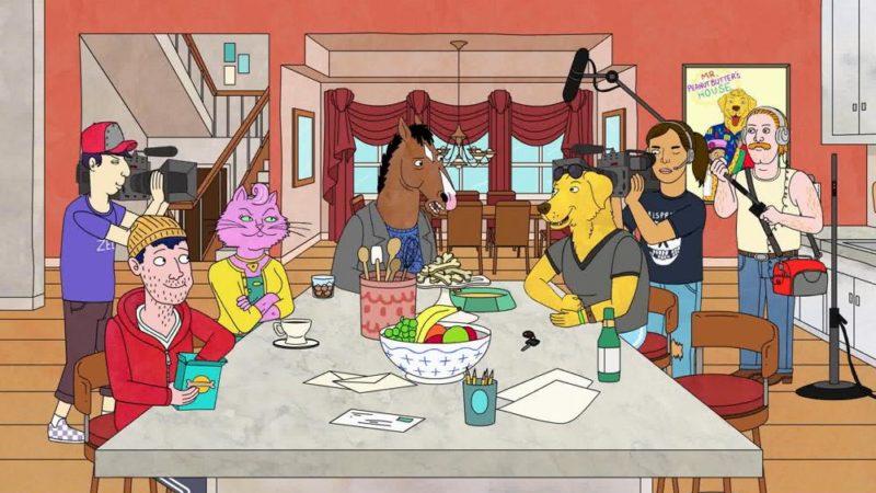 SAG-AFTRA, AMPTP 3-jarige contracten met experimentele tv-animatie