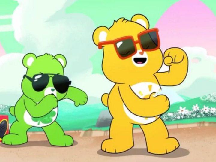 """Il canale youtube degli """"Orsetti del cuore – Care Bears"""" con tante canzoni"""