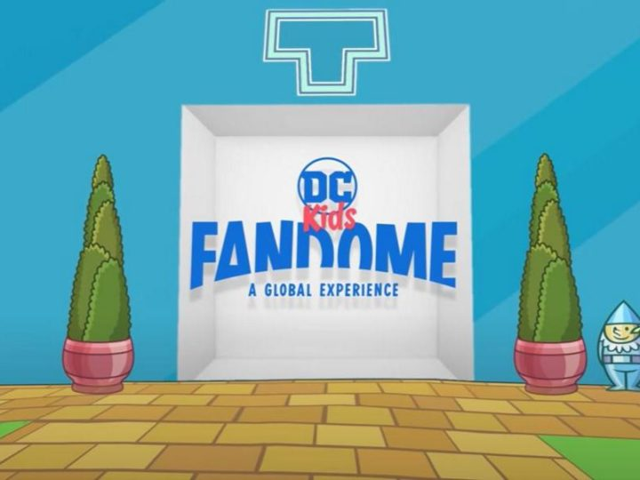 Il trailer della DC Kids FanDome apre le porte a Titan Tower, Batcave e altro